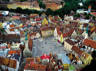 Town Hall Square, Old Town Tallinn, Estonia Reviews