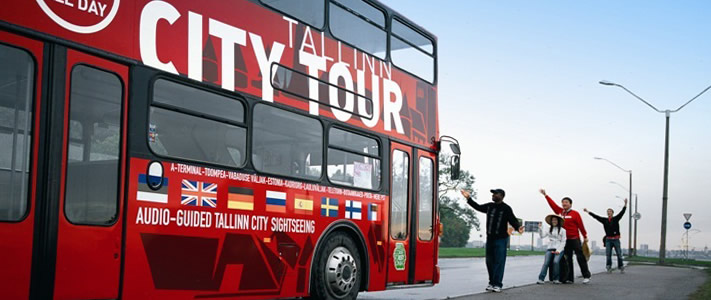 Start your visit <br>with a free sightseeing tour