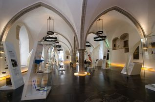 Estonian History Museum - Great Guild Hall - fuajee